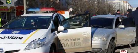 """Затримані зі стріляниною і перегонами в Одесі грузини виявилися """"барсетниками"""""""