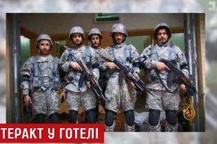 """""""Талібан"""" показав зображення терористів, які убили сімох українців у Кабулі"""