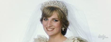 Ходят слухи: Меган Маркл наденет на венчание с принцем Гарри свадебную тиару принцессы Дианы