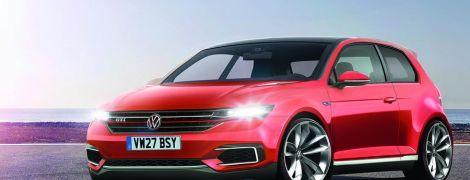 К Volkswagen Golf подключат электричество