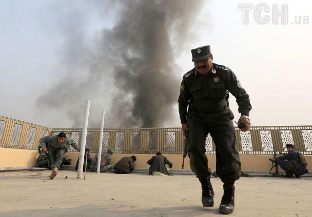 ВАфганістані скоєно напад направозахисну організацію