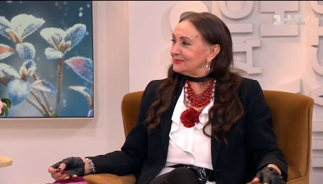 Акторка Лариса Кадочнікова: я вірю в українське кіно