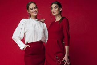Строгие платья и юбки-карандаши в зимней коллекции бренда Letter K