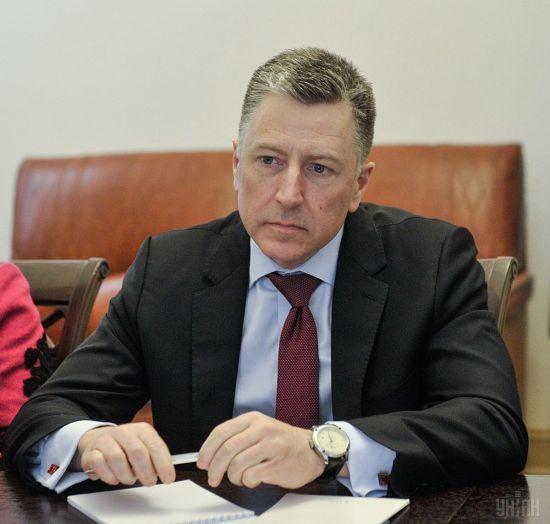 Волкер передав Суркову імена деяких українських заручників для обміну