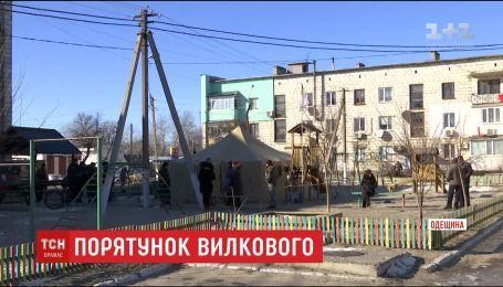В Вилково восстановили электроснабжение