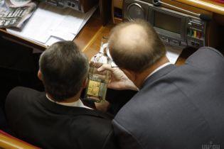 В Украине сократили производство сигарет, водки и коньяка