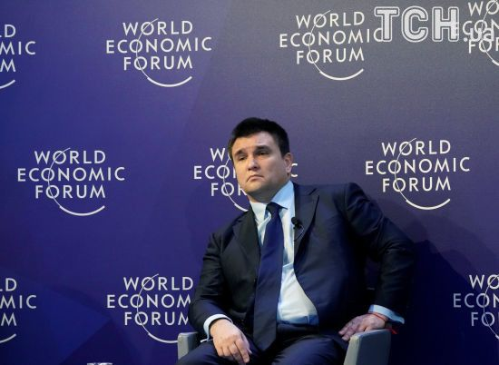 """""""Не дамо легітимізувати окупаційну владу"""". Клімкін виключає російський формат миротворців на Донбасі"""