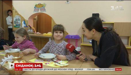Чим годують дітей у садочках