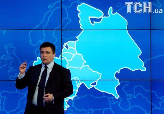 Клімкін зробив різку заяву про агресію Росії в Україні та Великій Британії