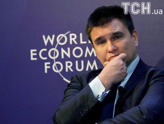 Клімкін відреагував на публікацію російського МЗС українською мовою