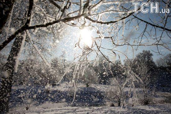 В Україні розпочинається відлига. Прогноз погоди на 26 січня