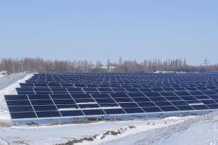 На Днепропетровщине построили мощнейшую в регионе солнечную электростанцию