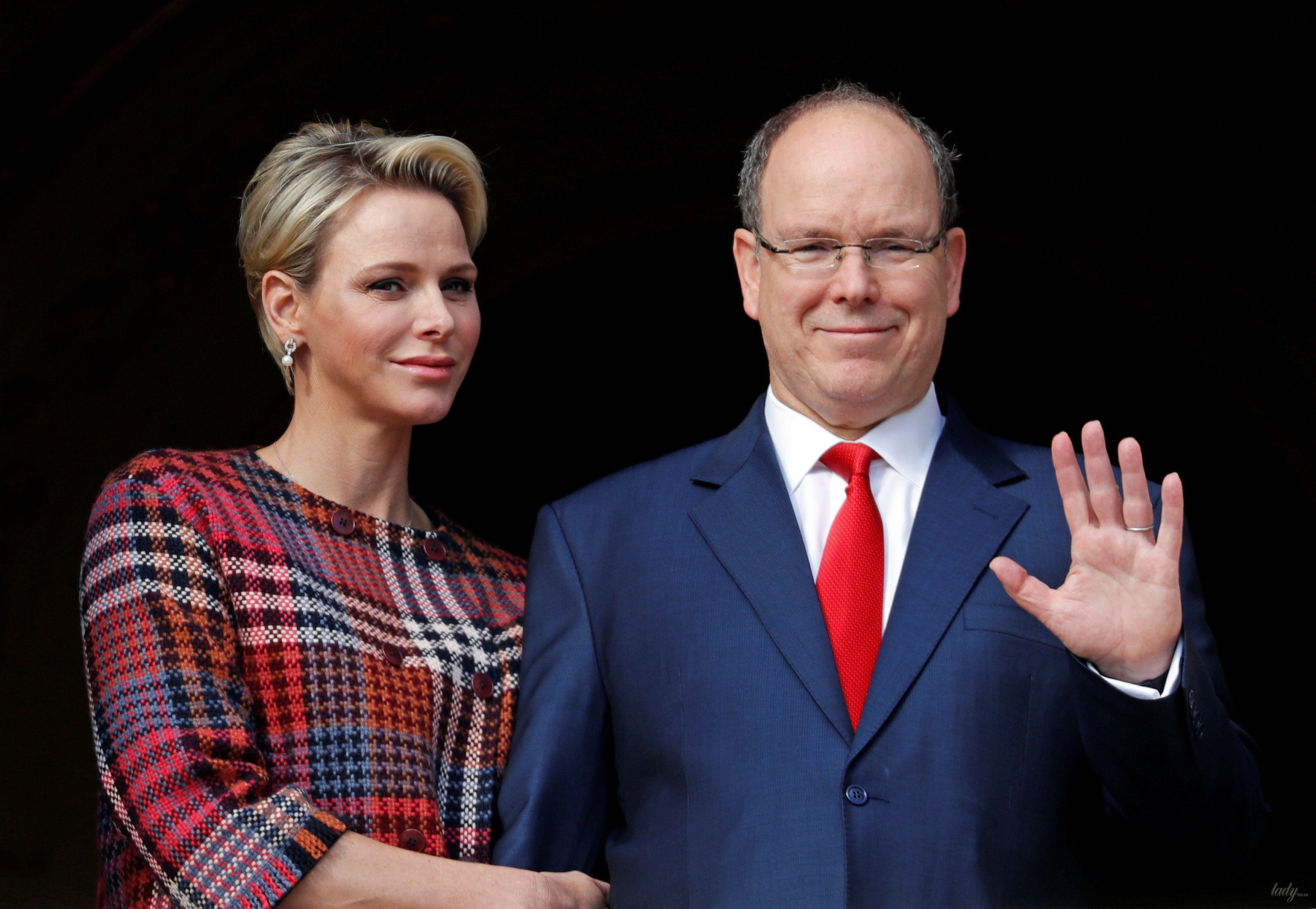 Княгиня Шарлин и князь Альбер II_6