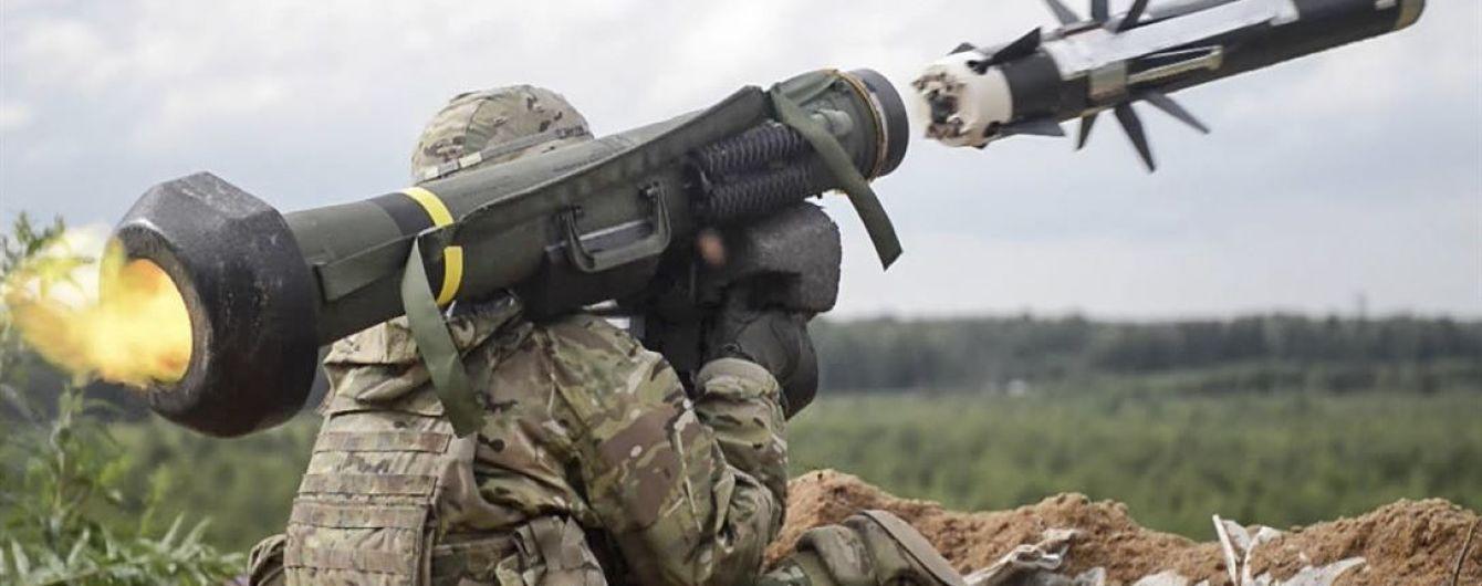 У США розсекретили кількість ракетних комплексів Javelin, які може отримати Україна