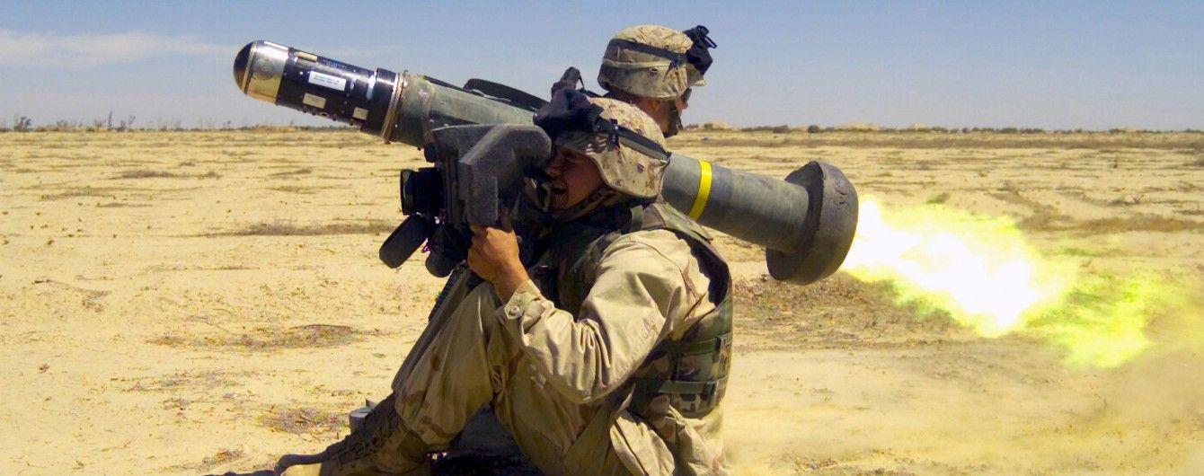 """У полка """"Азов"""" на линии фронта уже есть летальное оружие из США - BellingCat"""