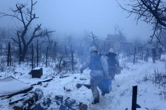 На Донбасі бойовики вбили українського військовослужбовця. Хроніка АТО