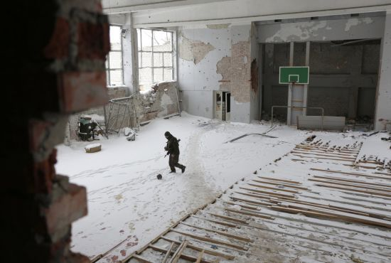 Бойовики поранили трьох українських військових. Хроніка АТО