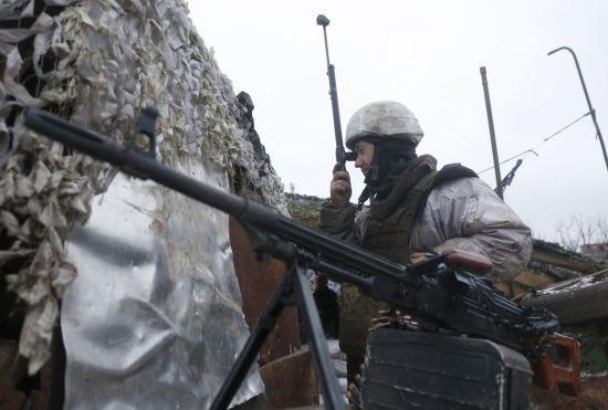 На Донбасі були поранені троє українських бійців. Хроніка АТО