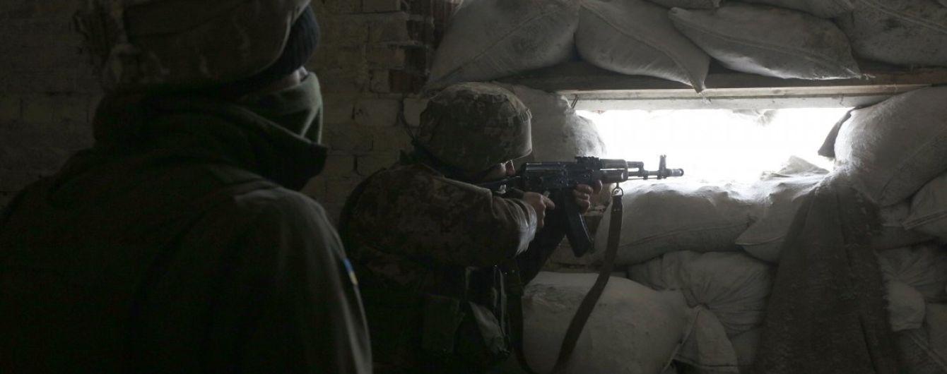 Бойовики вбили українського бійця, ще двох поранили. Хроніка АТО
