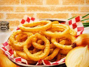 Цибулеві кільця — неймовірно смачно