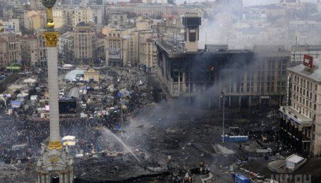 Названа дата открытия отремонтированного Дома профсоюзов на Майдане
