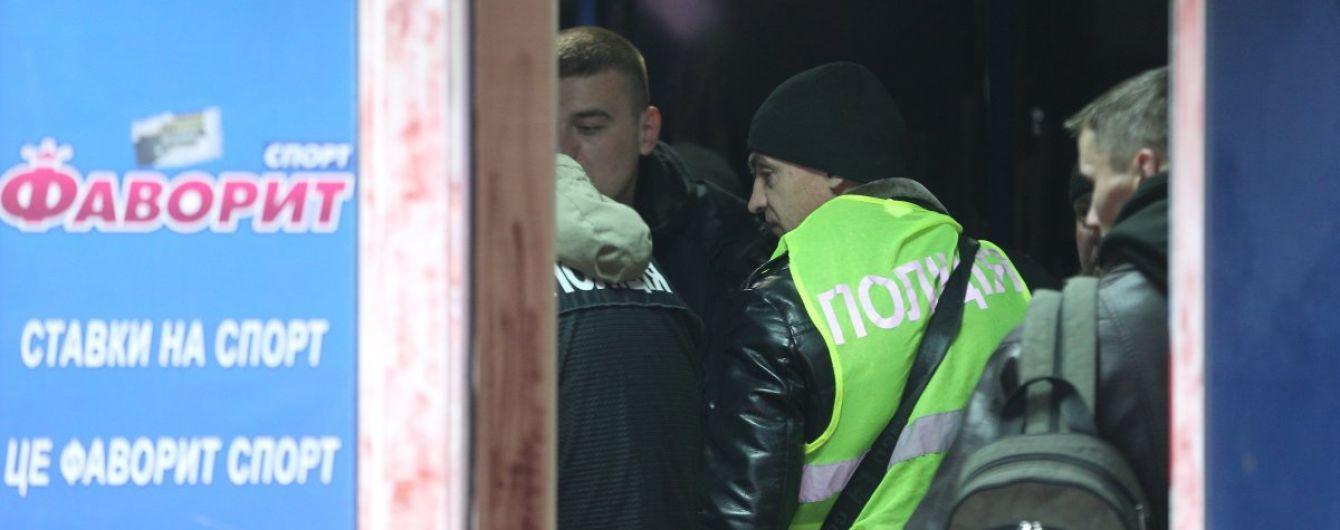 """Стрельба возле """"Берестейской"""": подозреваемым в убийстве охранника избрали меры пресечения"""
