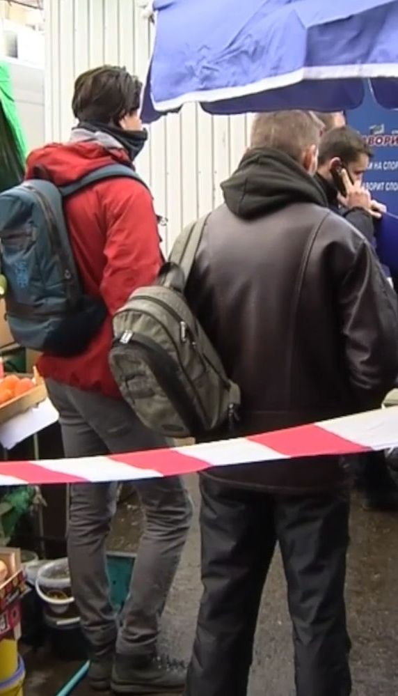 Внаслідок перестрілки біля метро Берестейська загинула людина