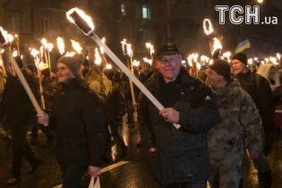 Реконструкція бою за Арсенал і смолоскипний марш: як у Києві відзначають День героїв Крут