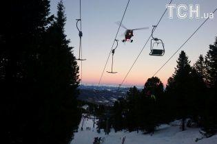 В Австрии на подъемнике на горнолыжном курорте застряли более 100 отдыхающих