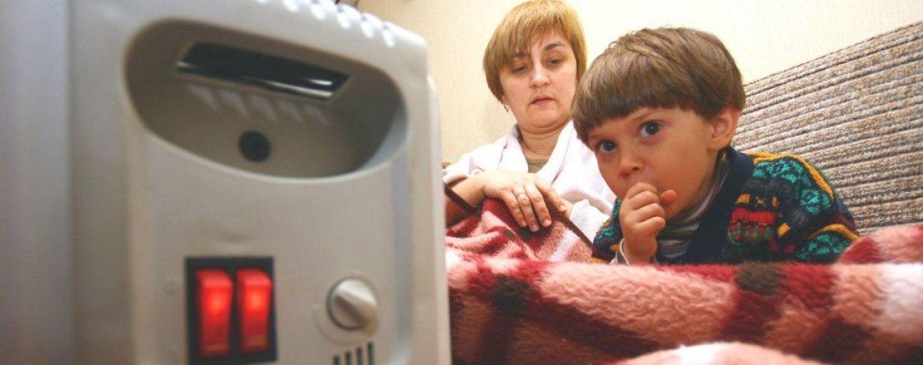 В Киеве потерялись 600 тысяч гривен оплаты за тепло жителей двух многоэтажек