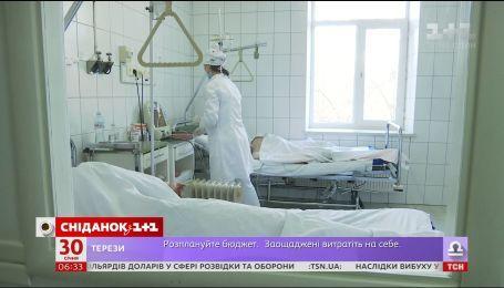 В Україні зросла кількість захворюваннь на грип і застуду