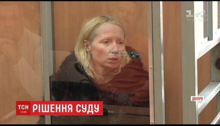 Марина Меньшикова, напавшая с молотком на АТОшника, проведет под арестом еще два месяца