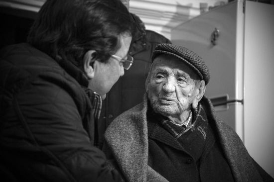 В Іспанії помер найстаріший чоловік на планеті