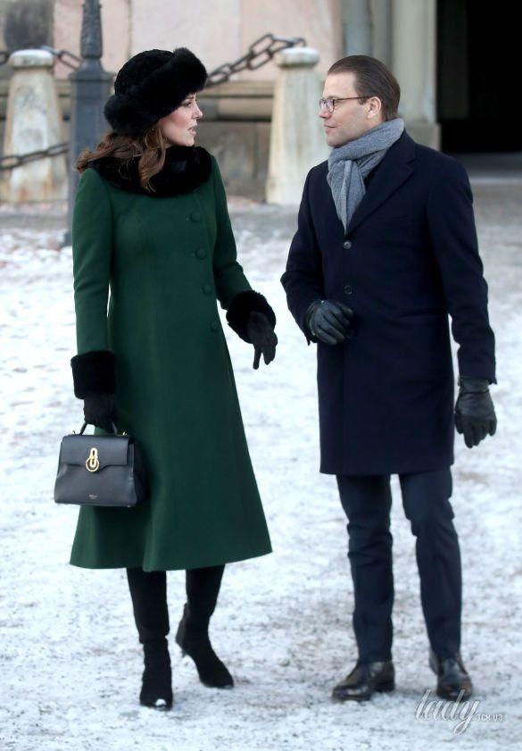 Герцогиня Кембриджская и принц Уильям в Швеции_7