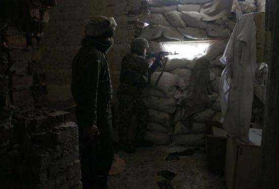Терористи продовжують зривати перемир'я на Донбасі. У бік ЗСУ били 20 разів