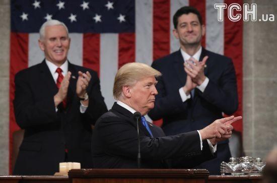 Росія та Китай кидають виклик нашим цінностям – Трамп