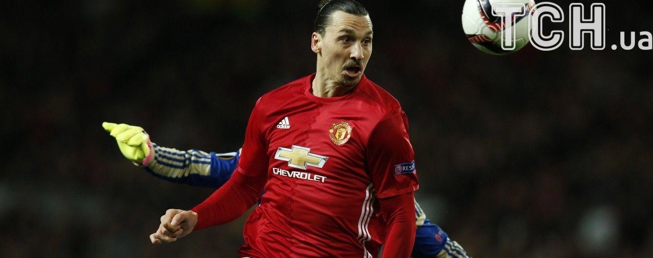 """Ибрагимович готов остаться в """"Манчестер Юнайтед"""", если его зарплата будет как у Погба"""