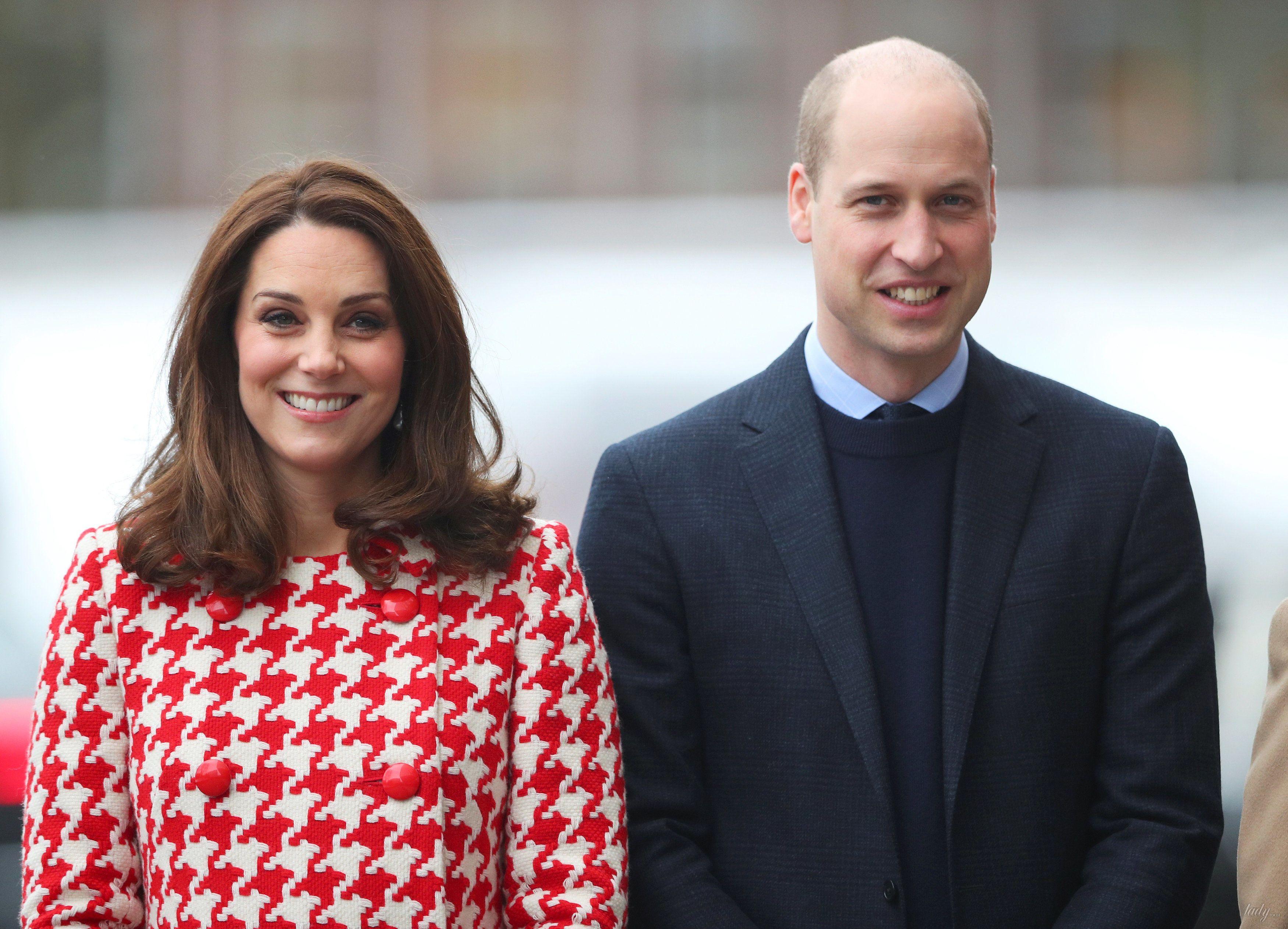 Герцогиня Кембриджская и принц Уильям в Швеции_5
