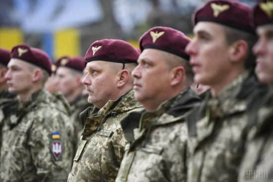 2018 року 50 військових частин перейдуть на харчування за стандартами НАТО