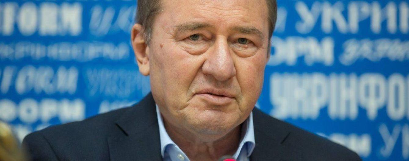 Ильми Умеров в Европарламенте призвал не признавать выборы президента РФ