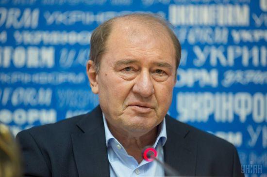 Ільмі Умеров у Європарламенті закликав не визнавати вибори президента РФ