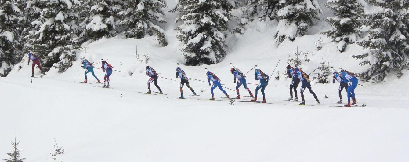 Чешские биатлонисты присоединились к бойкоту этапа Кубка мира в России