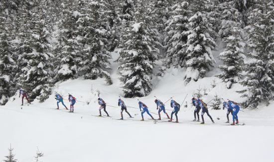 Олімпіада-2018 у Пхенчхані: календар біатлонних гонок