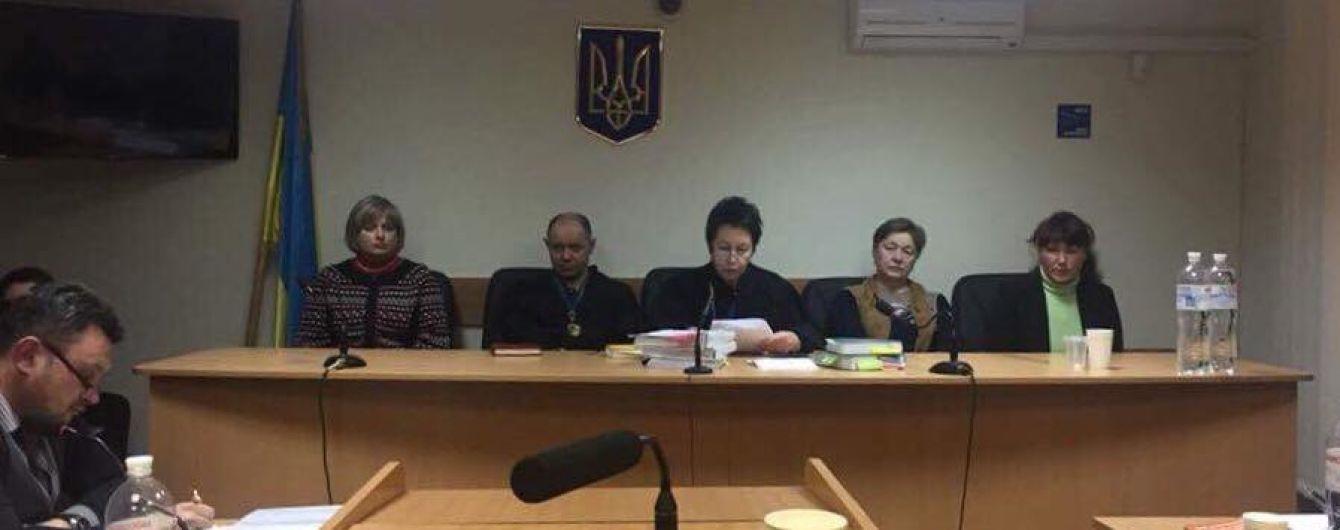 Судья по делу патрульного Олейныка взяла самоотвод из-за конфликта интересов