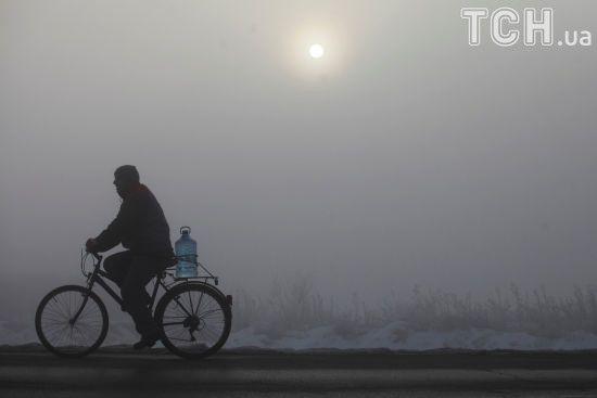 Як на організм людини впливає забруднене повітря. Інфографіка