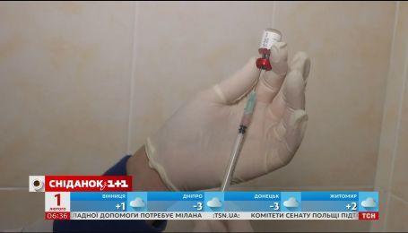 МОЗ не попередив: чому українці не вакцинуються від дифтерії