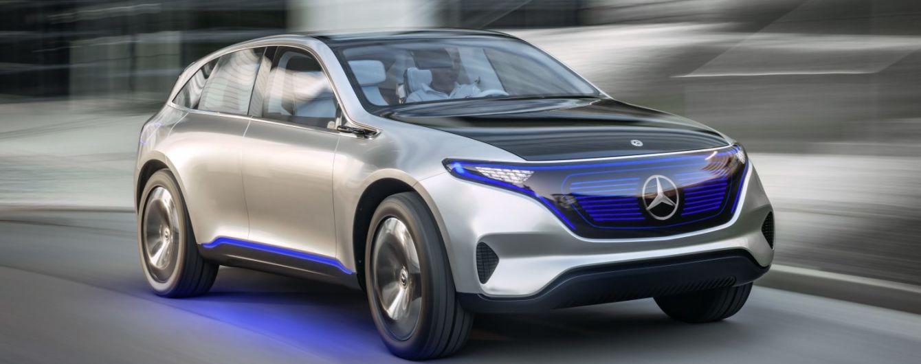 Mercedes-Benz планирует глобальную электрификацию