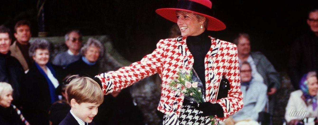 Любит не только украшения: герцогиня Кембриджская подражает стилю принцессы Дианы