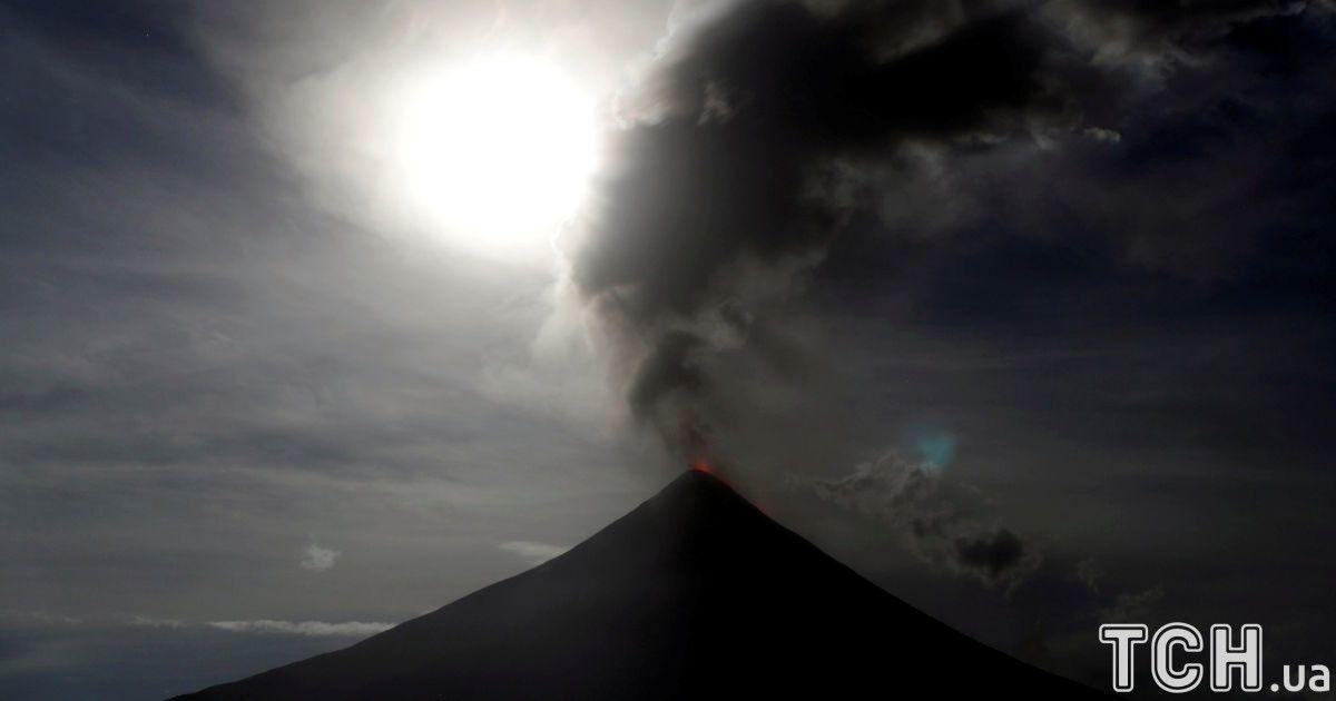 Вулкан Майон, Филиппины