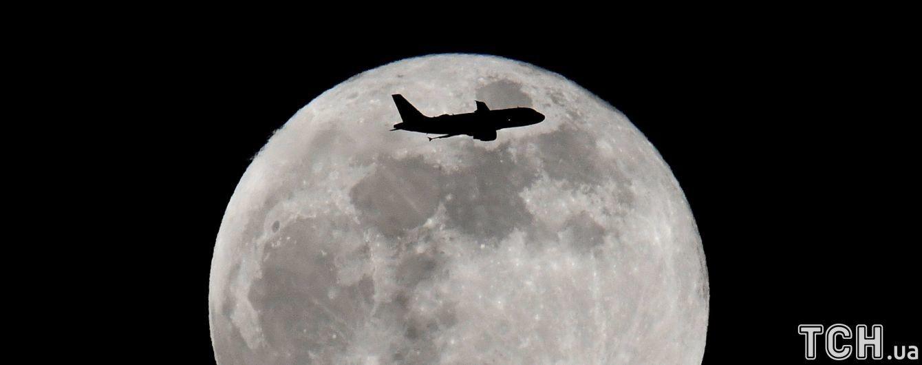 З віддаленням Місяця від Землі збільшується доба - вчені